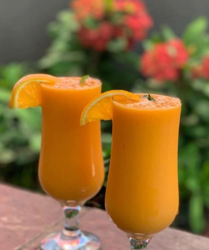 Vitamin C juice booster!