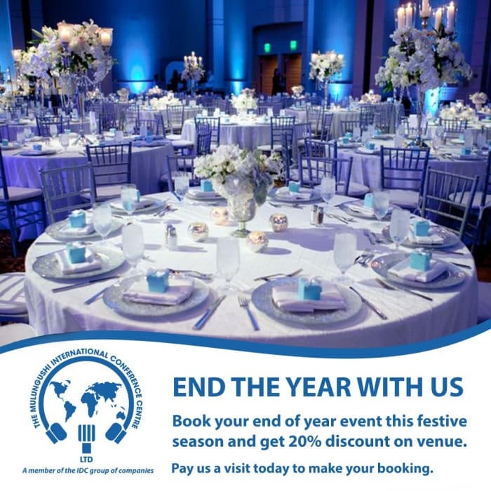 Get up to 20% off your venue bookings!