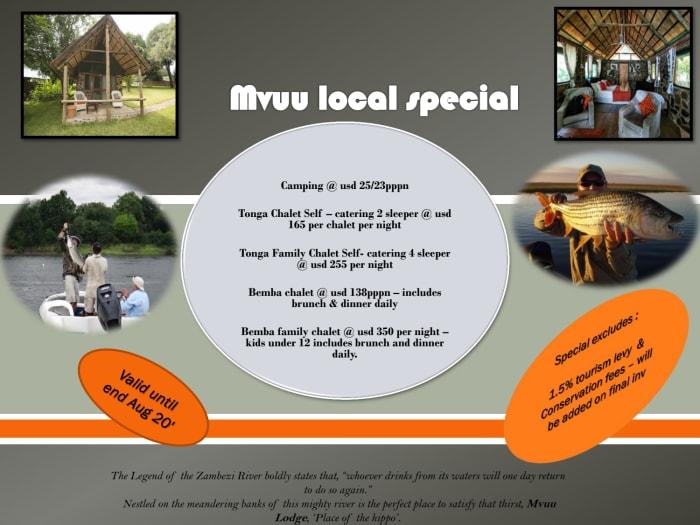 Mvuu Local Special