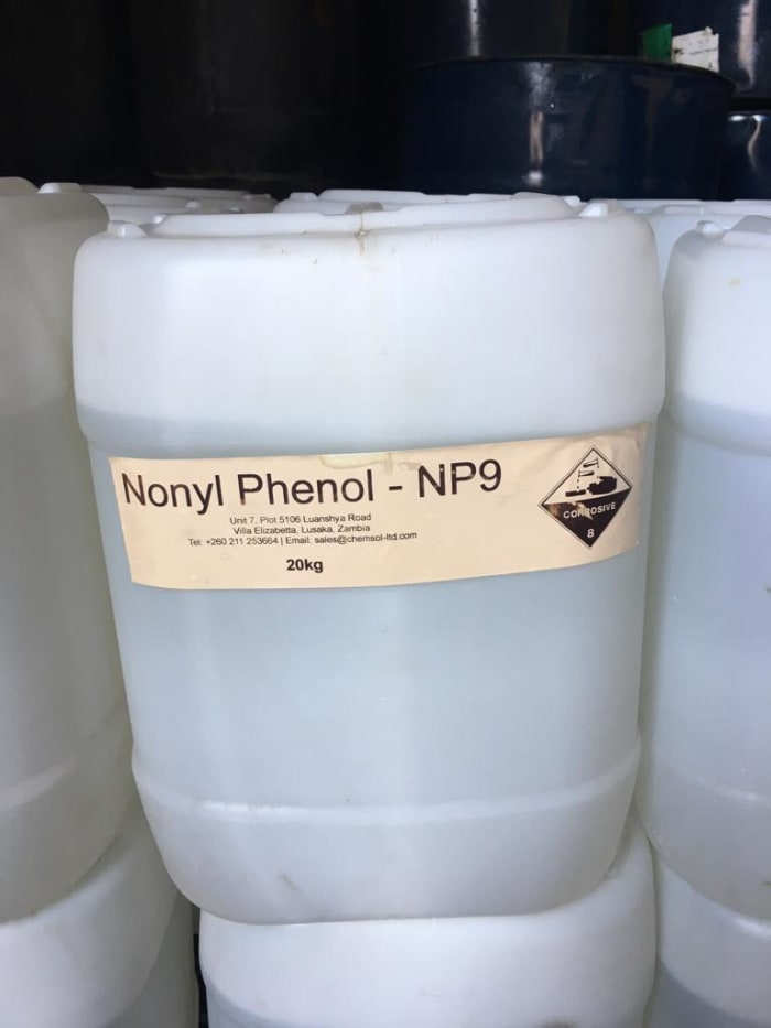 Special offer on NonylPhenol (NP9) 20Kg