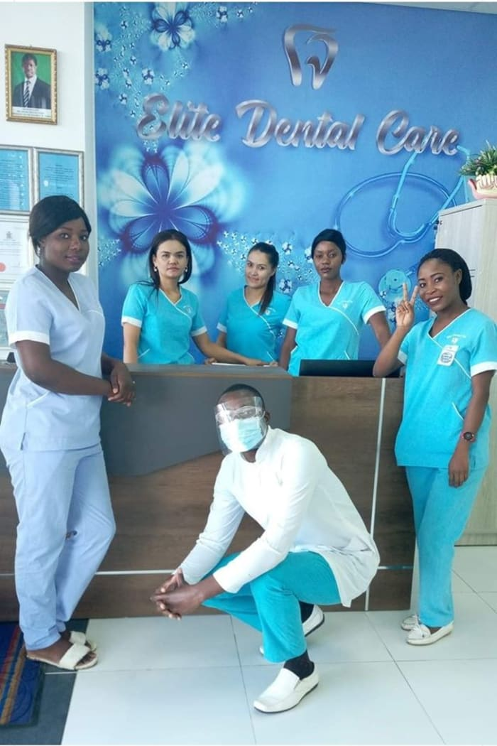 New Elite Dental Clinic outlet now open at Lewanika Shopping mall