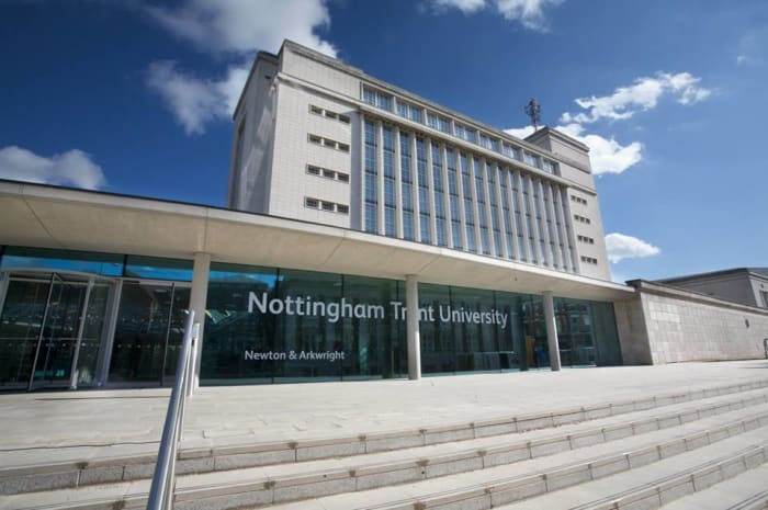 Want to study abroad? Meet reps from Nottingham Trent University