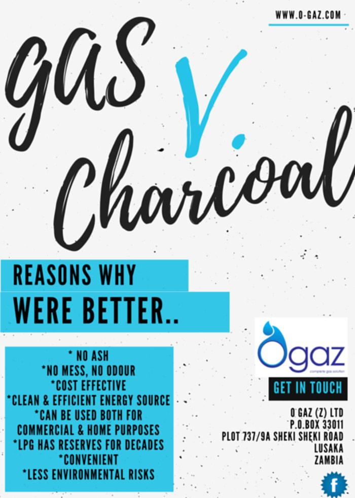 Gas vs Charcoal