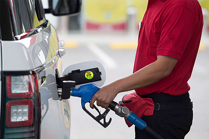 Easily monitor fuel use and reduce costs