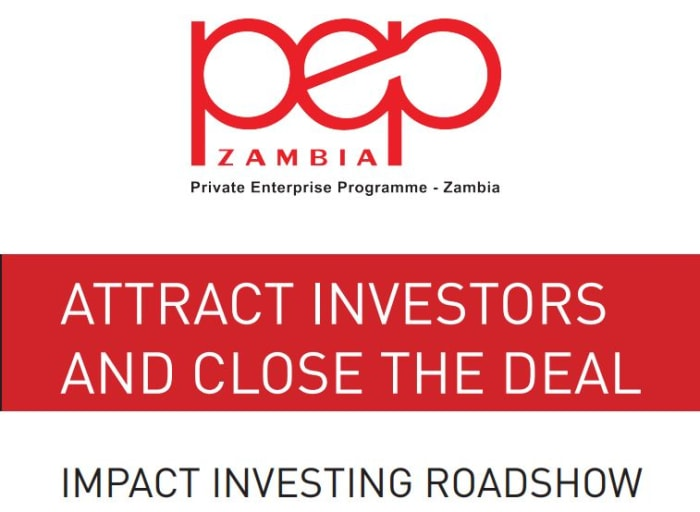 Impact Investment Roadshows 2019