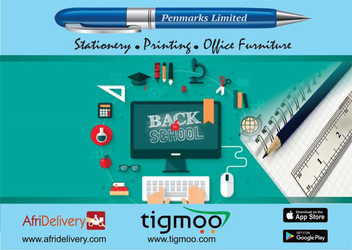 Buy back to school stationery supplies online