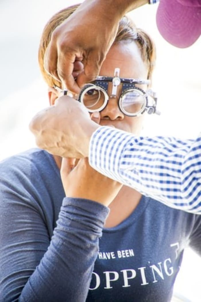 A guide to looking after your eyes - by Phil Opticians