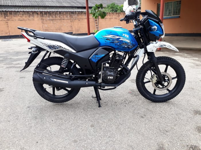 Looking for a TVS motorbikes?