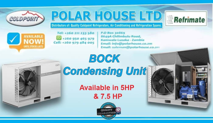 Complete Bock Unit available on offer