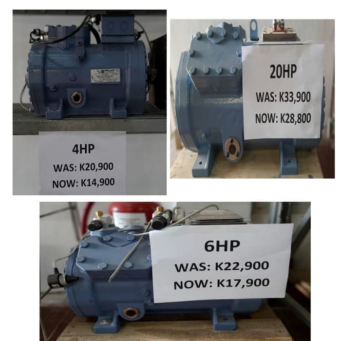 RefriComp Compressors on promotion
