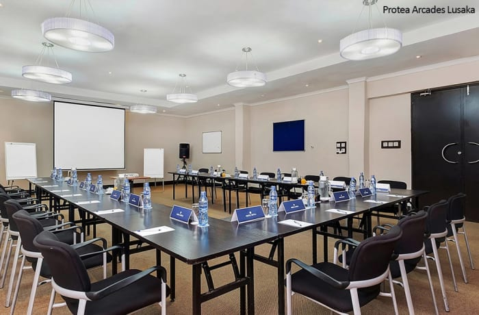 Plan your next conference Protea Hotel by Marriott and take advantage of their modern facilities