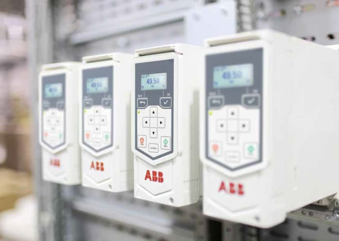 Quality ABB variable speed drives on special offer