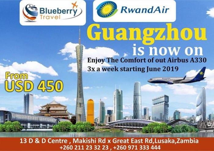 RwandAir special