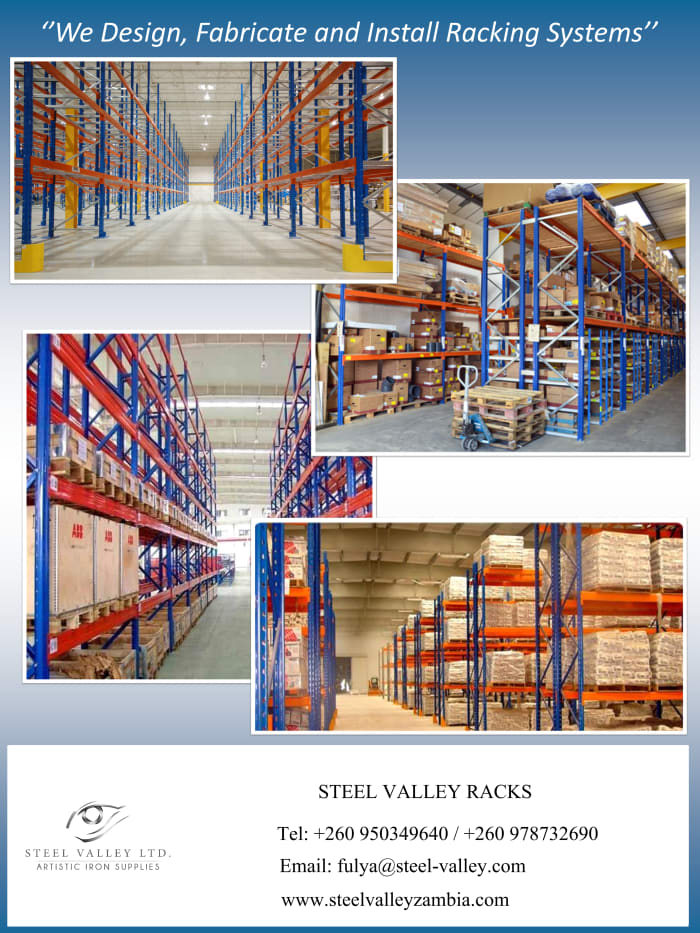 Looking for the best racking solutions for your warehouse, shop or office?