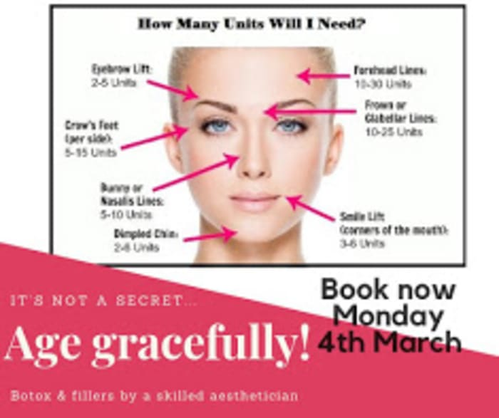Age gracefully with Serenity Day Spa treatments