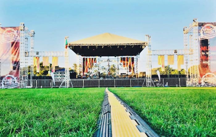 Music and Stage equipment
