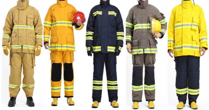 A comprehensive range of Personal Protective Equipment (PPE)