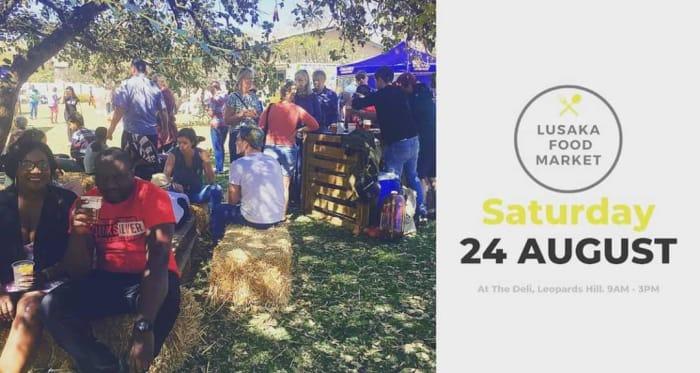 Lusaka Food Market