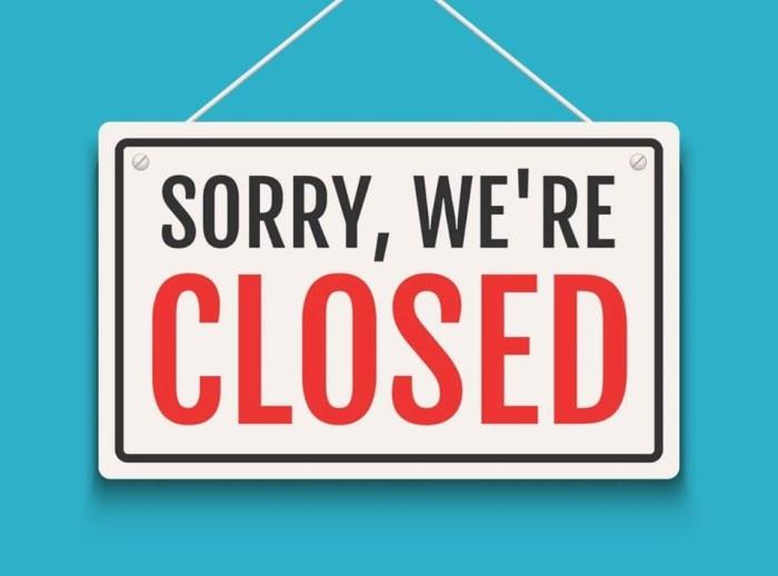 Temporal closure - Tiffany's Canyon Lodge