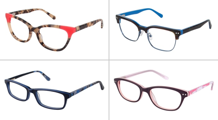 Visit Tokyo Optician for a great selection of kids' frames