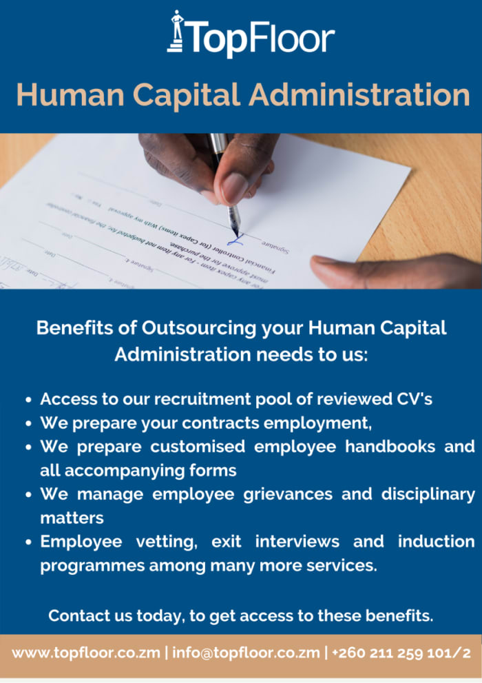 Looking to outsource Human Capital Administration services?