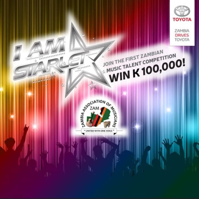 Join the first Zambian Music Talent competition and win K100, 000!