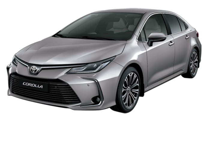 Introducing the all-new Corolla