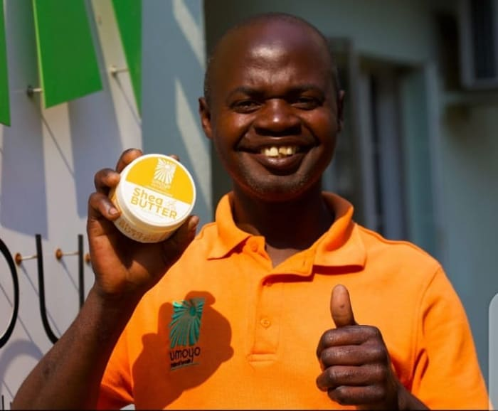 Shea Butter 200G Back in all Umoyo stores