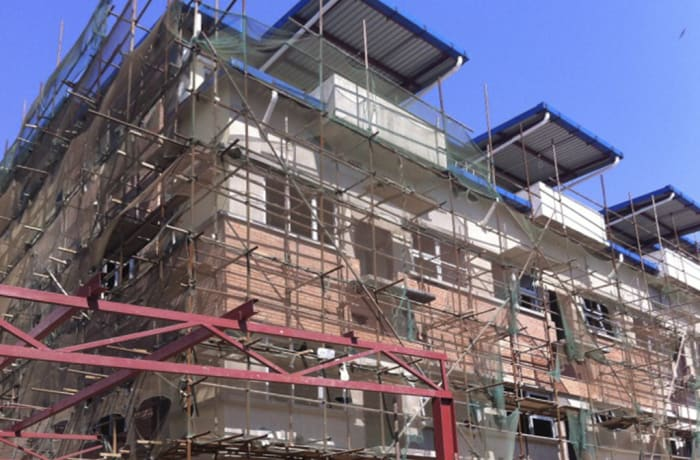 World class commercial and residential building construction services