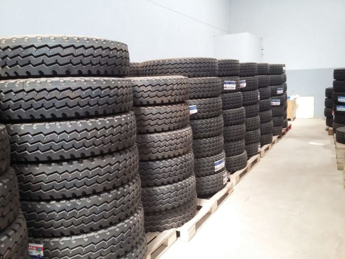 Taiton Truck Tyres on special offer