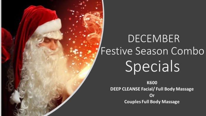 December festive season combo specials