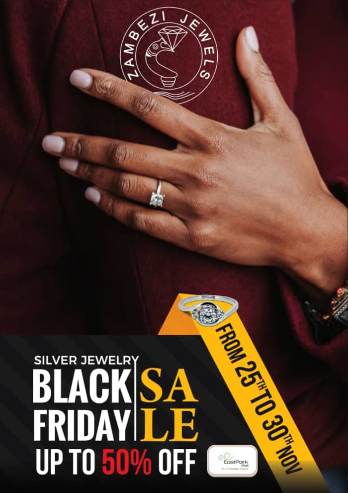 Black Friday sale - Get upto 50% off silver jewelry