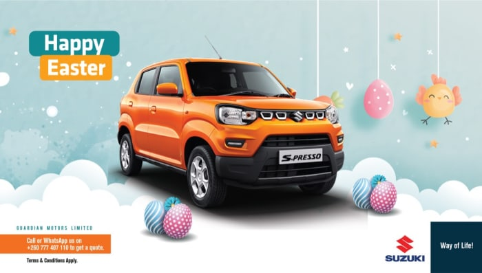 Happy Easter from Guardian Motors