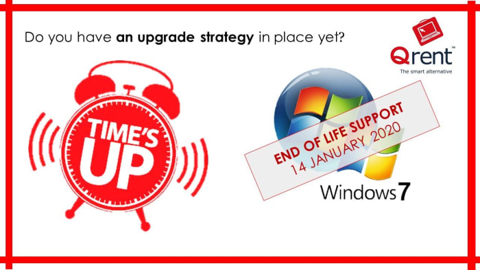 Do you have an upgrade strategy?
