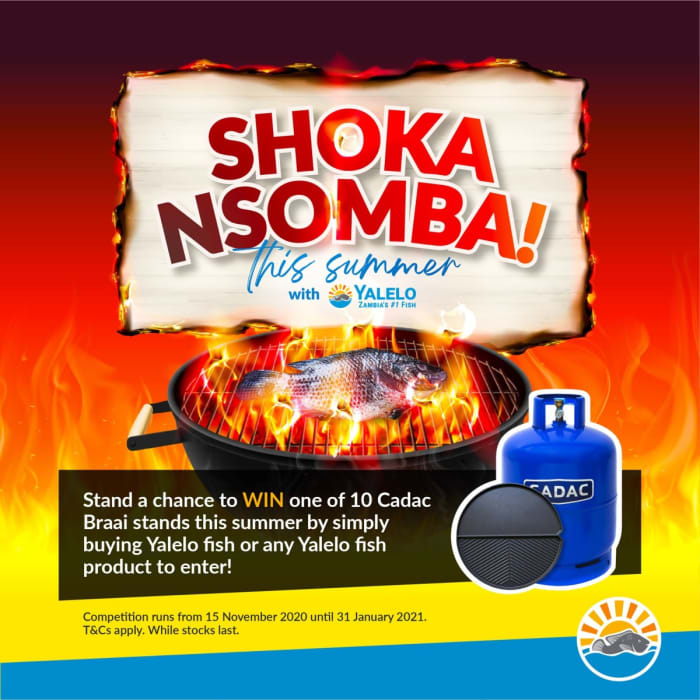 Shoka Nsomba Summer promotion