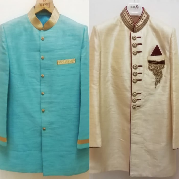 Shop for Sherwani for men at competitive prices