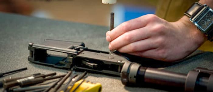 Firearm maintenance