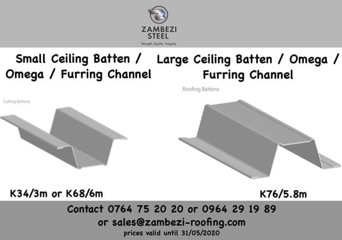 Special offer on ceiling and roofing battens