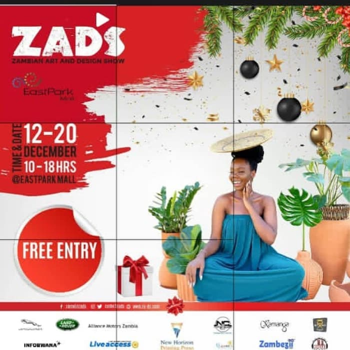 Don't miss this ZADS Xmas edition at EastPark Mall!