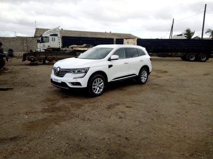 New Renault Koleos now available in Zambia