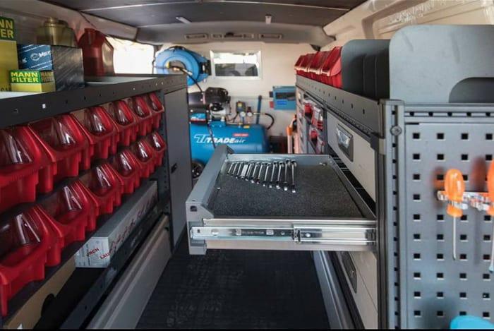 A multi brand automotive parts distributor