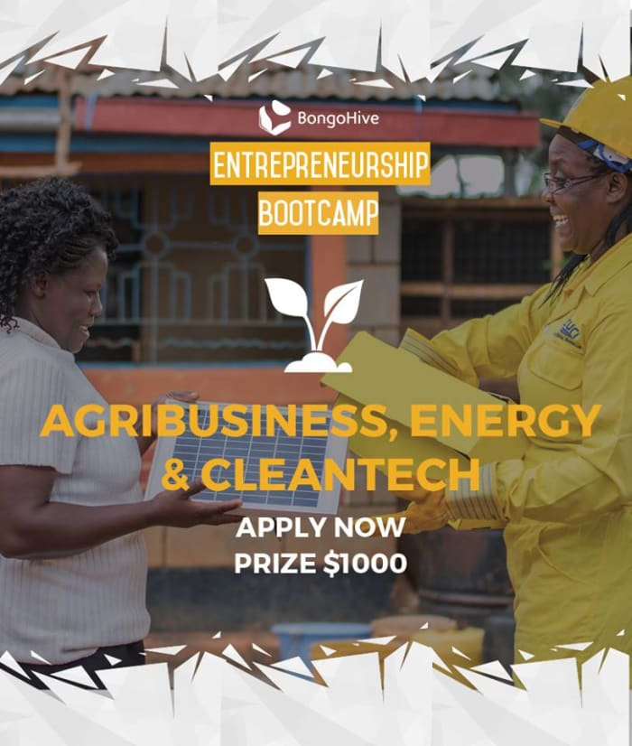 Applications open for BongoHive's Entrepreneurship Bootcamp