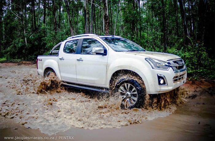 Brand new Isuzu pickups, SUVs and trucks