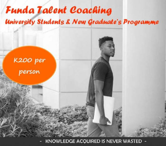 Business coaching for University and College students