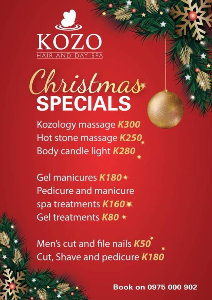 Kozo Christmas specials