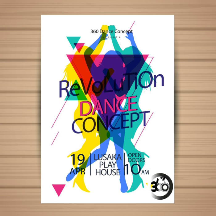 Revolution Dance Competition