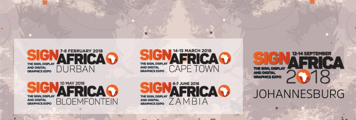 Sign Africa Expo 2018