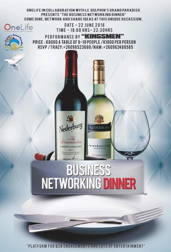 Business Networking Dinner