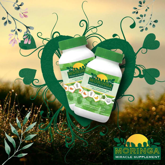Moringa Miracle Capsules for your Valentine