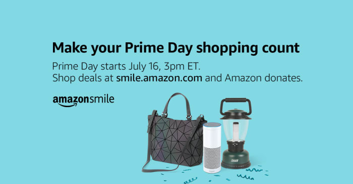 Donate to Chikumbuso during Amazon Prime Day